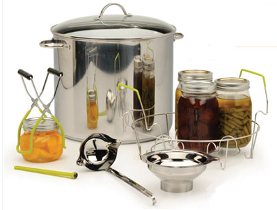 4 Steps to Stress-Free Canning