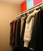 5 Easy Steps to an Organized Coat Closet