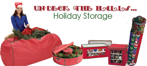 Organize Your Holiday Decorations