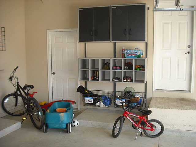 freedomRail Garage Organization System