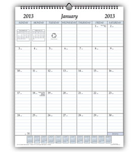 How to Organize Your Home Office – Calendars
