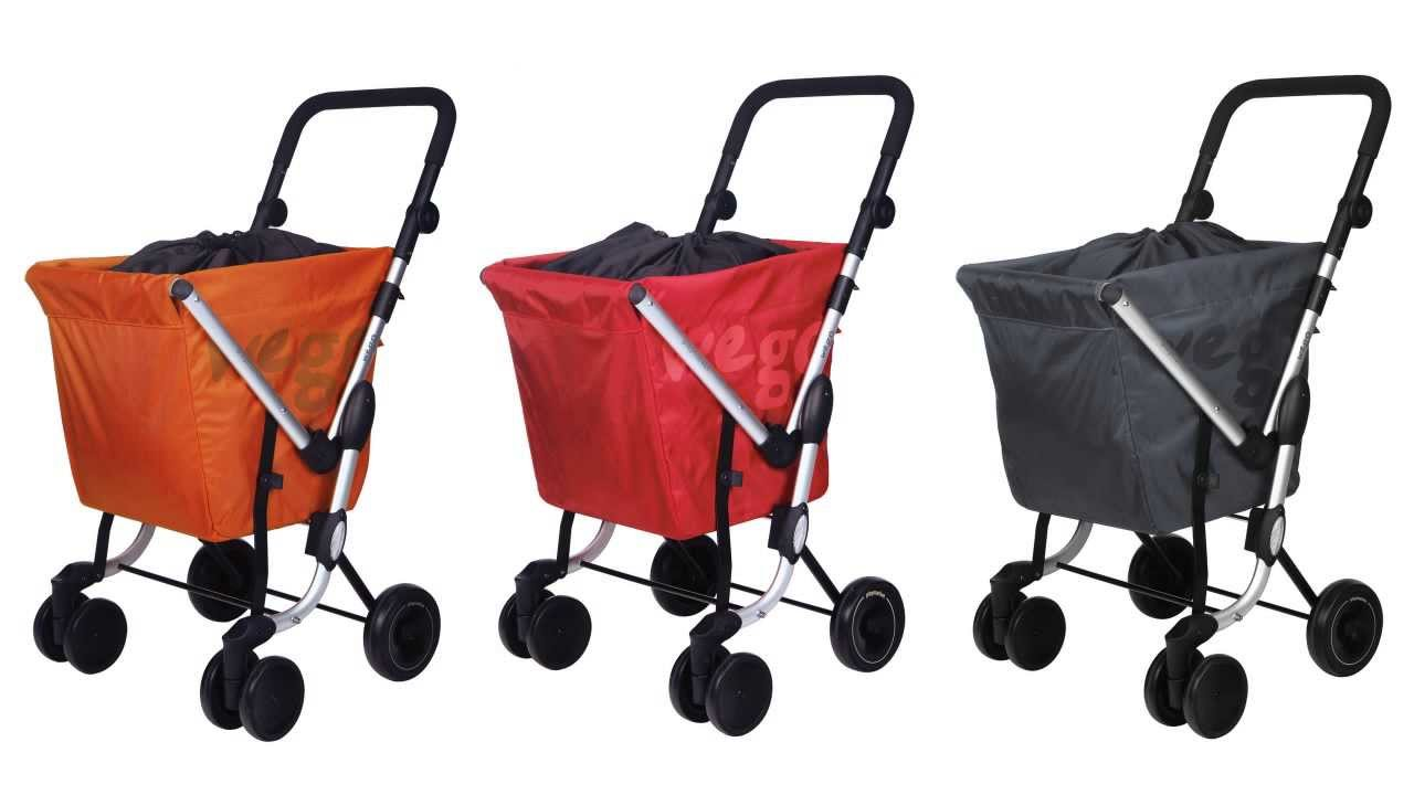 Playmarket's We Go Foldable Shopping Cart Wins the 2014 Red Dot Award