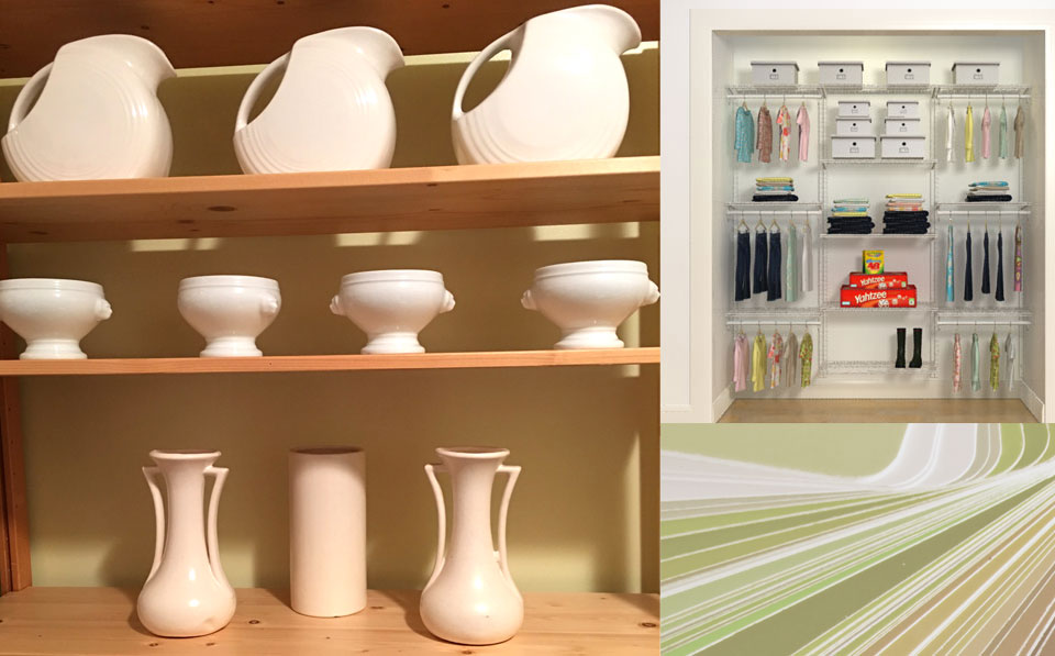 color psychology organizing home