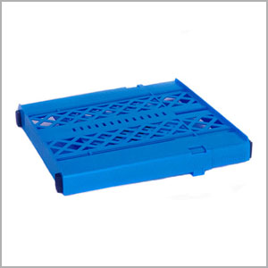 expandable locker shelf blue