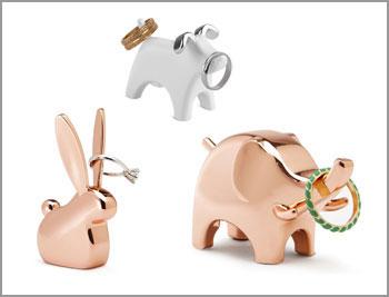 Umbra Animal Ring Holders
