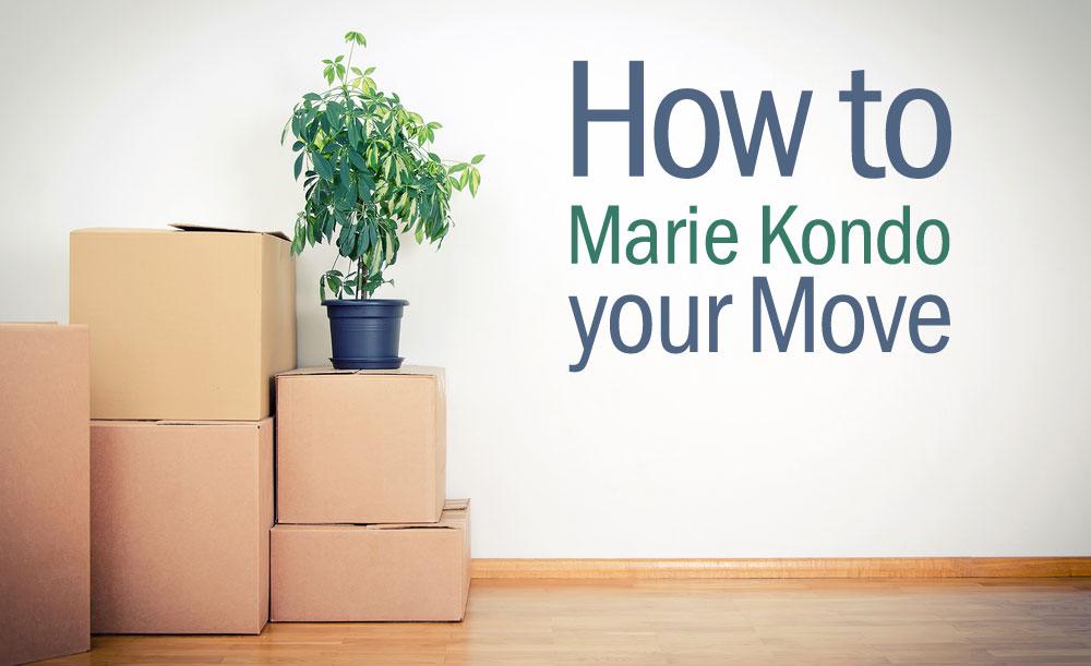 marie kondo your move