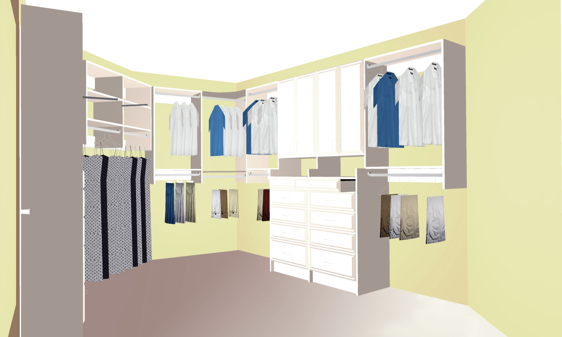 michigan-closet-design-cad-drawing