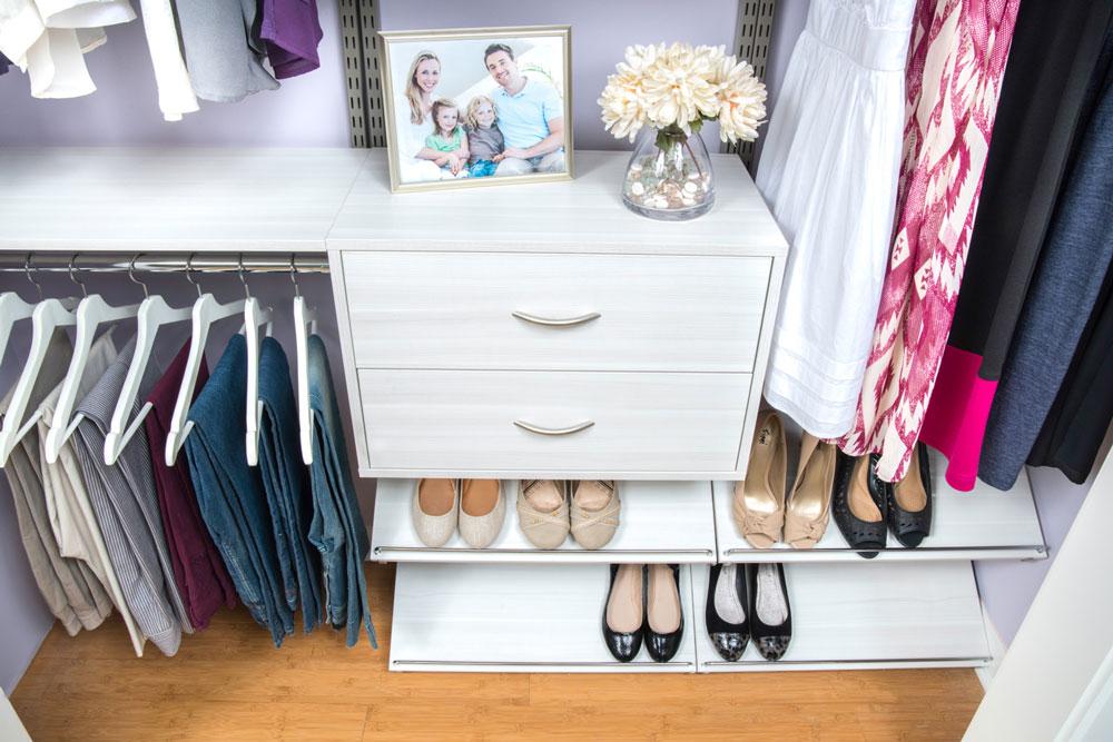 How To Maximize Your Closet Space Closet Design And