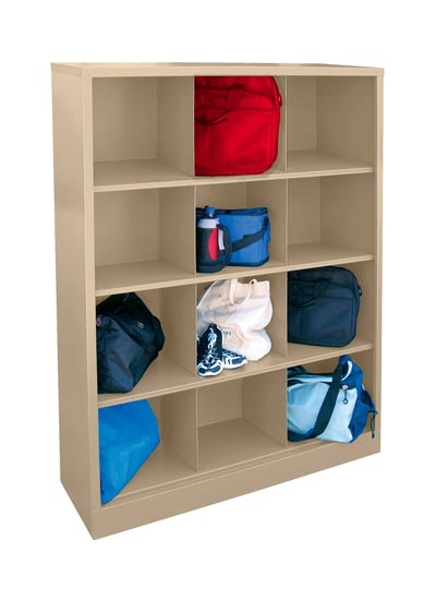 Cubby Hole Storage