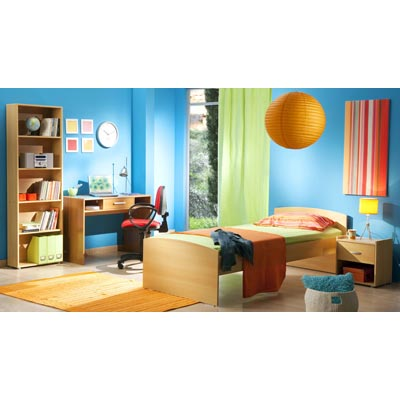 Kids Room With Desk