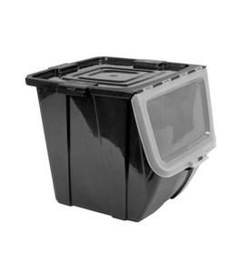 Buddeez Stacking Storage Bin - Medium Image
