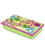 Floral Laptop Lap Desk