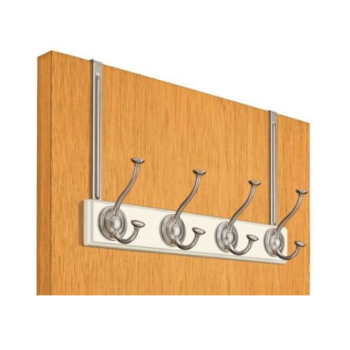 Amazing Meridian Over The Door Coat Rack   White Image
