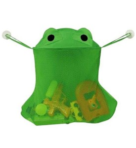 Bath Toy Holder - Frog Image