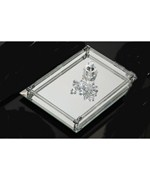 Deluxe Mirrored Vanity Tray