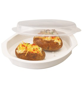 Microwave Baked Potato Cooker Image