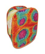 Collapsible Laundry Hamper - Tie-Dyed