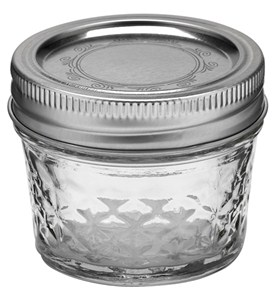 Ball Jelly Jar - 4 oz (Set of 12) Image