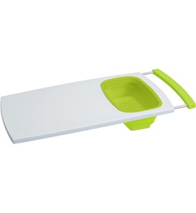 Collapsible Over Sink Cutting Board Image
