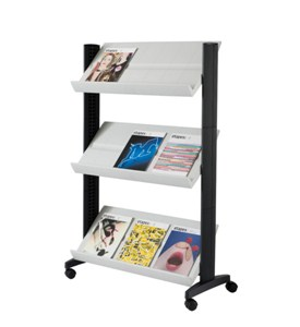 Single Sided Literature Display - Small Image