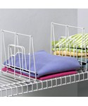 Wire Shelf Dividers - 8 Inch