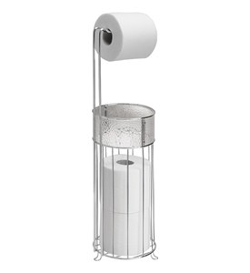 InterDesign Standing Toilet Paper Holder Image