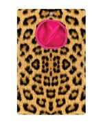 Leopard Plastic Bag Keeper - Large