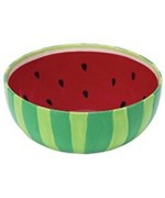 Serving Bowl - Watermelon