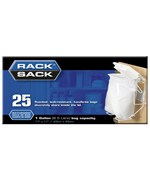 Rack Sack 1 Gallon Trash Bags - 25 Count