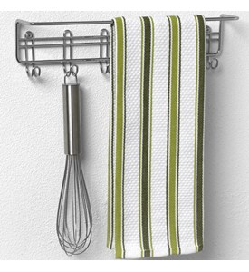 Wall Mount Kitchen Towel Bar Image