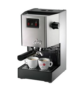 Classic Espresso and Cappuccino Machine Image