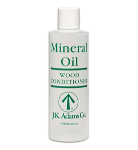 Food Safe Mineral Oil - 8 Oz. Image
