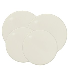 Round Burner Covers - Almond (Set of 4) Image