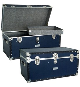 Seward Classic Storage Trunk With Tray - 31 inch Image