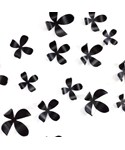 Umbra Wallflower  Wall Decor - Black