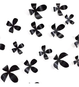 Umbra Wallflower  Wall Decor - Black Image
