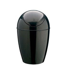 Umbra Small Trash Can Black In Small Trash Cans