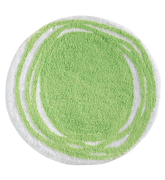 doodle design microfiber rug green in bathroom rugs