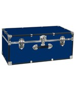 Classic Collegiate Storage Trunk - Blue