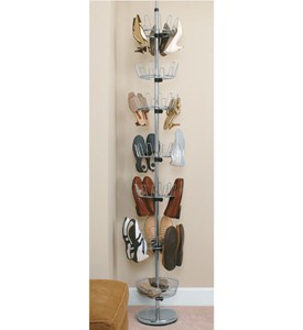 Floor to Ceiling Shoe Tree Image