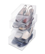 Clear Shoe Storage Box - Womens