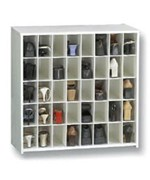 40 Pair Medium Shoe Cubby