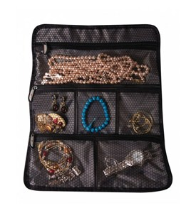 Travel Jewelry Roll Image