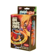 Reusable Gel Shot Cups