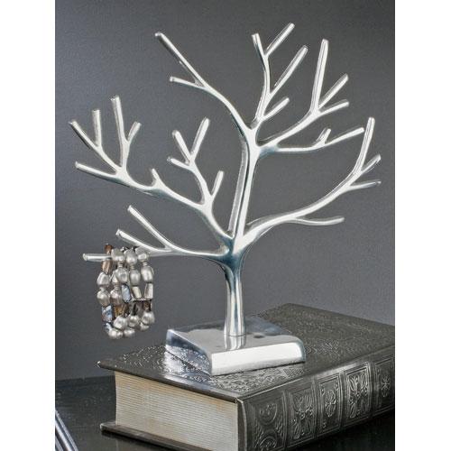Aluminum Jewelry Tree in Jewelry Stands