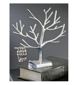 Aluminum Jewelry Tree Image