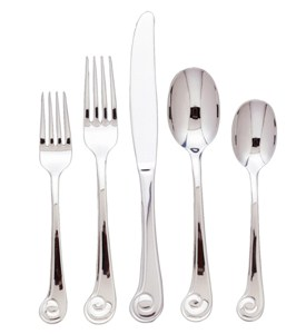 Surf Collection Silverware Set Image