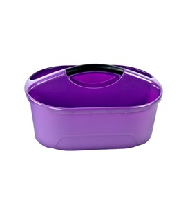 Cleaning Caddy - Purple Image