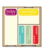 Someday Mini Sticky Notes Set