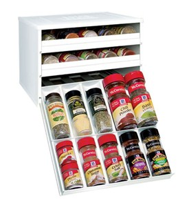 Three Drawer Spice Organizer - Chefs Edition Image